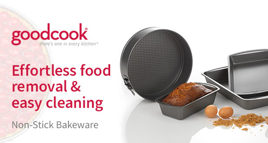 Goodcook Non-Stick Baking Pans