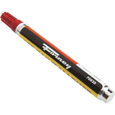 Forney Red Nib Point Marker