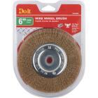 Do it 6 In. Fine Bench Grinder Wire Wheel Image 2