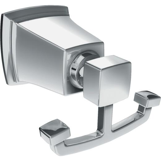 Moen Chrome Double Robe Hook