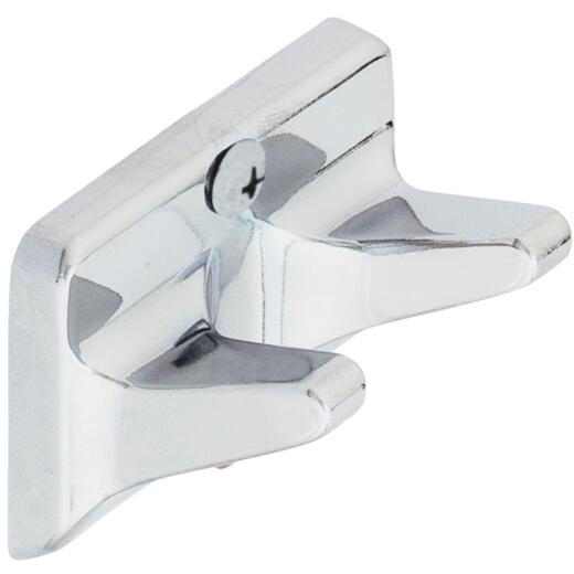 Home Impressions Chrome Double Robe Hook