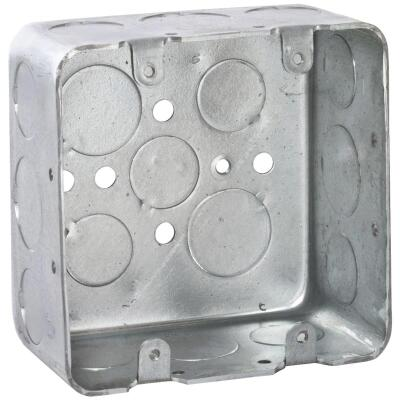 Raco 2-Gang Steel Drawn Wall Box