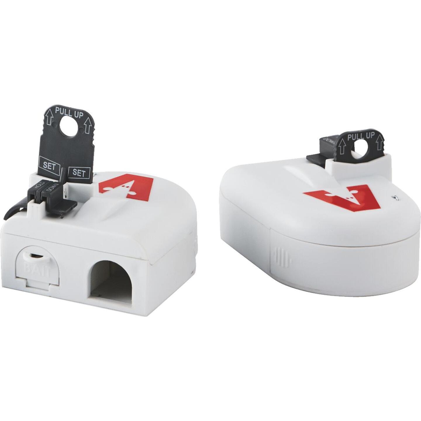 Victor Kill And Seal Mechanical Hygienic Mouse Trap (2-Pack) Image 2