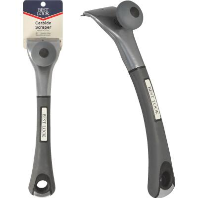 Best Look 2-1/2 In. Carbide Paint Scraper with Knob